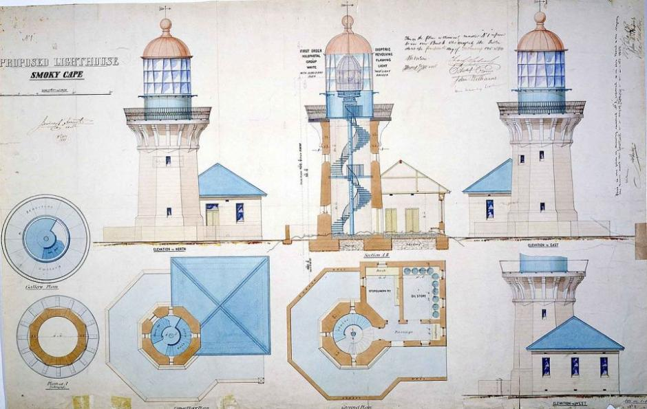 Pittwater online news for Lighthouse blueprints plans