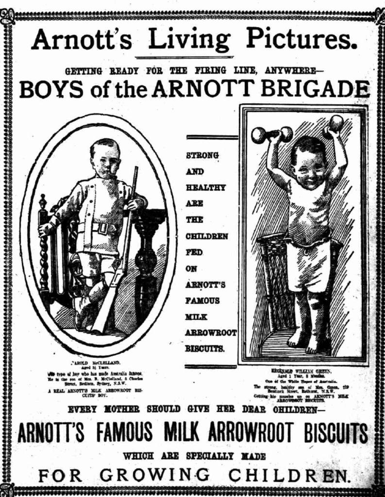 arnott s history 3 they were named after a horse that won the kentucky derby in 1958 8 that's enough to feed one to every person in a packed house at anz stadium every half an hour playing with glittery.
