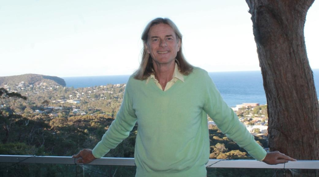 Pittwater online news ian white founder of australian bush flower essences mightylinksfo